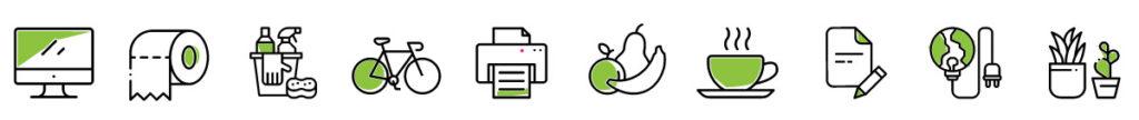 icons das grüne Büro